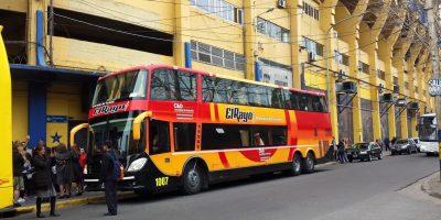 1007 en la Bombonera