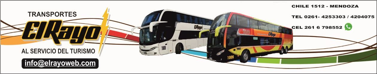 Transportes El Rayo